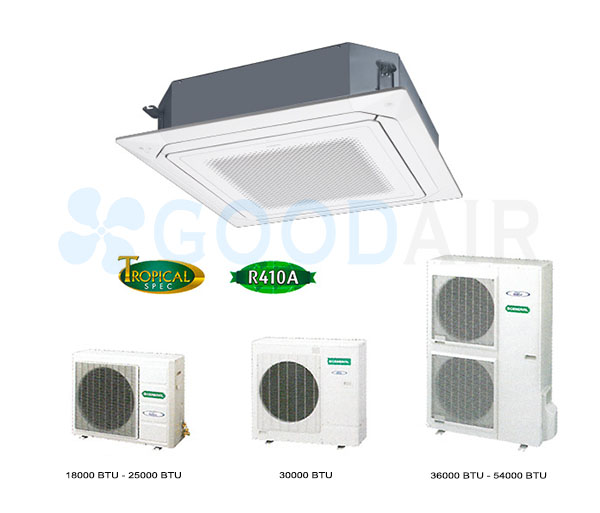 O General Cassette Ac Price For Ceiling Cassette Air