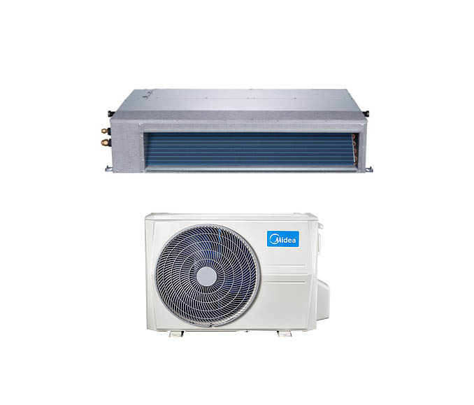 Midea-indoor-outdoor-side-discharge